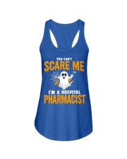 Hospital Pharmacist Halloween  Ladies Flowy Tank thumbnail