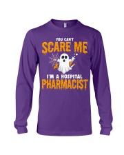Hospital Pharmacist Halloween  Long Sleeve Tee thumbnail