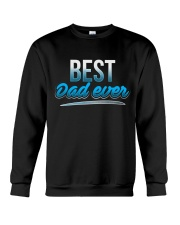BEST DAD EVER Crewneck Sweatshirt thumbnail