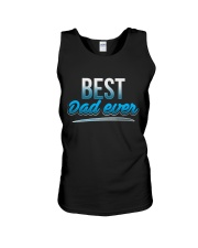 BEST DAD EVER Unisex Tank thumbnail