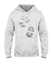 Hiker Bootprint Hooded Sweatshirt thumbnail