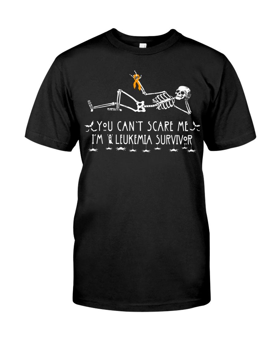 LEUKEMIA Survivor  Halloween Classic T-Shirt