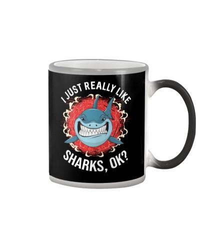 I Like Sharks
