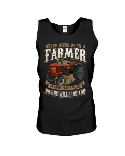 Never Mess With A Farmer