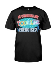 Funny Parenting Classic T-Shirt front