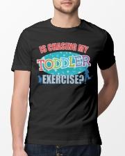 Funny Parenting Classic T-Shirt lifestyle-mens-crewneck-front-13