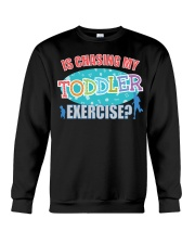 Funny Parenting Crewneck Sweatshirt thumbnail