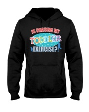 Funny Parenting Hooded Sweatshirt thumbnail