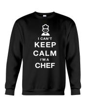 Keep Calm CHEF Crewneck Sweatshirt thumbnail