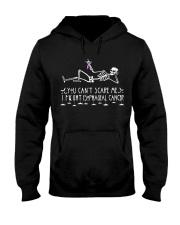 Esophageal Cancer Halloween Hooded Sweatshirt thumbnail