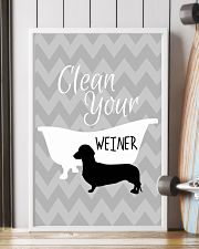 Clean your winer 11x17 Poster lifestyle-poster-4