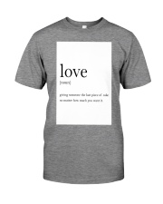 Family Quote Premium Fit Mens Tee thumbnail