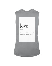 Family Quote Sleeveless Tee thumbnail