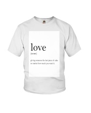 Family Quote Youth T-Shirt thumbnail