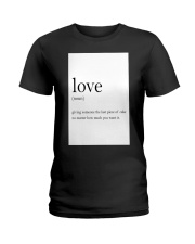 Family Quote Ladies T-Shirt thumbnail