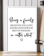 Family Decor 11x17 Poster lifestyle-poster-4