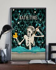 Bathroom-skulls 11x17 Poster lifestyle-poster-2