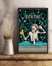 Bathroom-skulls 11x17 Poster lifestyle-poster-3