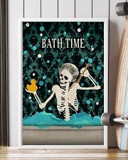 Bathroom-skulls 11x17 Poster lifestyle-poster-4