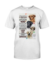 Dog Today is a good days Classic T-Shirt thumbnail