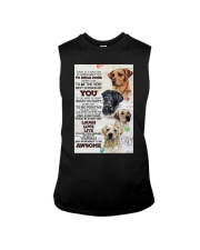 Dog Today is a good days Sleeveless Tee thumbnail