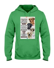 Dog Today is a good days Hooded Sweatshirt thumbnail