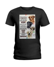 Dog Today is a good days Ladies T-Shirt thumbnail
