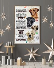Dog Today is a good days 11x17 Poster lifestyle-holiday-poster-1