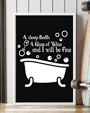 A glass of wine 2 11x17 Poster lifestyle-poster-4