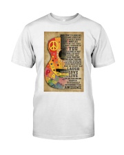 Guitar Today is a good day Premium Fit Mens Tee thumbnail