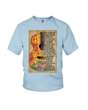 Guitar Today is a good day Youth T-Shirt thumbnail