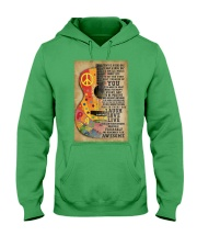 Guitar Today is a good day Hooded Sweatshirt thumbnail