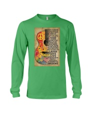 Guitar Today is a good day Long Sleeve Tee thumbnail