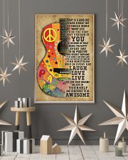 Guitar Today is a good day 11x17 Poster lifestyle-holiday-poster-1