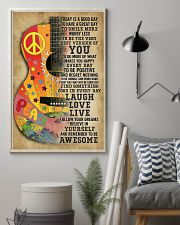 Guitar Today is a good day 11x17 Poster lifestyle-poster-1