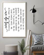 Family Decor  11x17 Poster lifestyle-poster-1