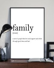 Family Decor  11x17 Poster lifestyle-poster-2