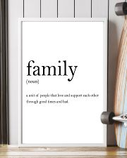 Family Decor  11x17 Poster lifestyle-poster-4