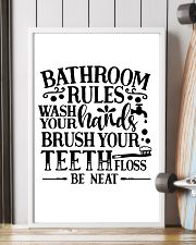bathroom decor 8 11x17 Poster lifestyle-poster-4