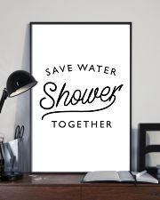 bathroom decor 11 11x17 Poster lifestyle-poster-2