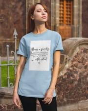 Family Decor  Classic T-Shirt apparel-classic-tshirt-lifestyle-06