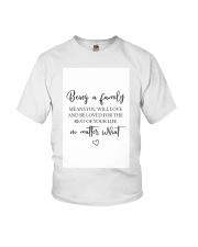 Family Decor  Youth T-Shirt thumbnail