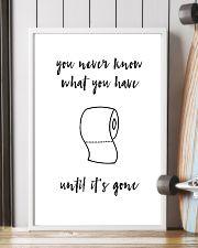 bathroom decor 13 11x17 Poster lifestyle-poster-4