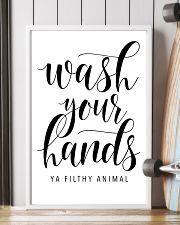 bathroom decor 10 11x17 Poster lifestyle-poster-4