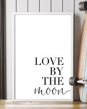 Love by the moon 11x17 Poster lifestyle-poster-4