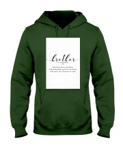 Family Quote Hooded Sweatshirt thumbnail