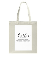 Family Quote Tote Bag thumbnail