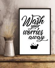 bathroom decor 9 11x17 Poster lifestyle-poster-3