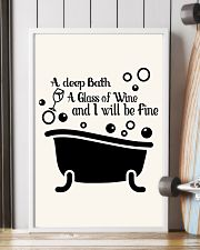 A glass of wine 11x17 Poster lifestyle-poster-4