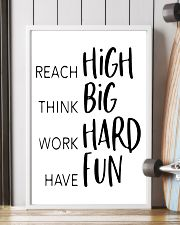 High big hard fun 11x17 Poster lifestyle-poster-4